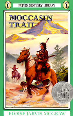 Moccasin Trail By McGraw, Eloise Jarvis